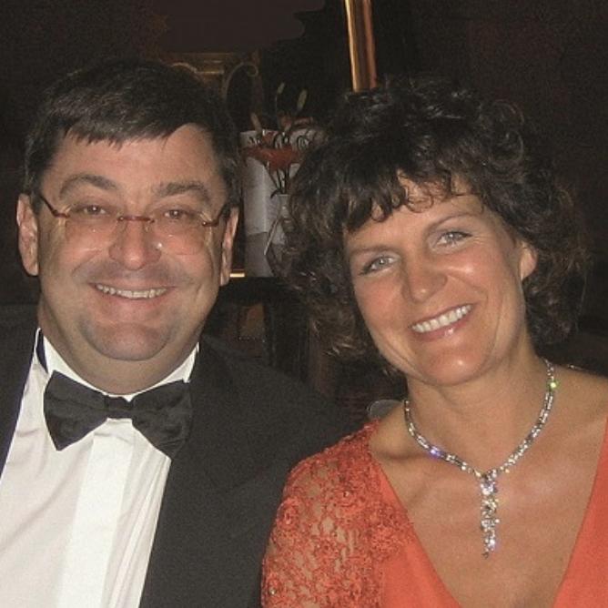 Mrs and Mr Bucher