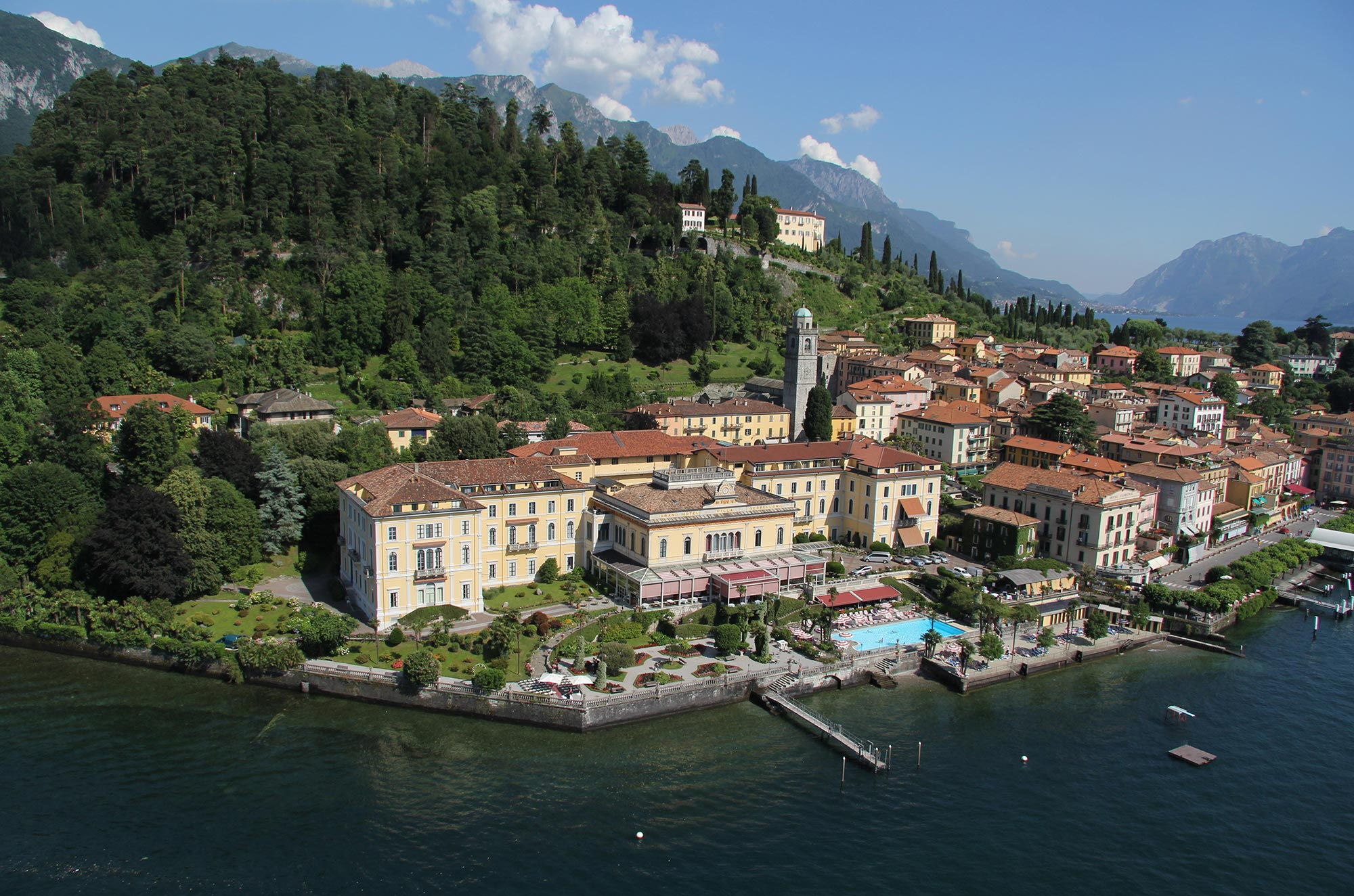 Easter on Lake Como